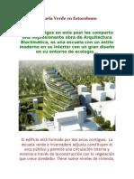 Escuela Verde en Estocolomo