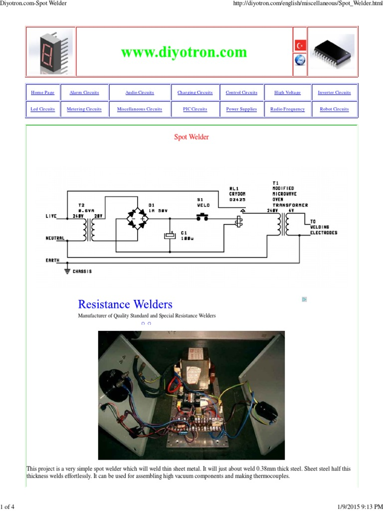 70 Lovely Crydom Solid State Relay Wiring Diagram