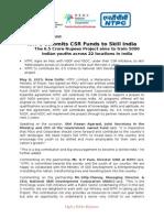 PressRelease NSDC-NTPC-NSDF Final 8thMay2015