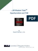 Dfrierman Hypothyroidism Ln Tcmwt