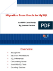 Migration From Oracle to MySQL _ An NPR Case Study Presentation.ppt