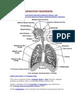Respiratory Disorders