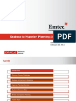 Essbase to Planning Example