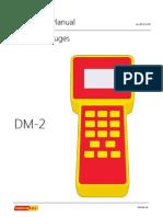 Manual DM 2 Operation