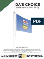 Mainstreet - Fort McMurray-Cold Lake