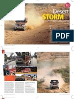 Mahindra Bolero Desert Storm by BSM