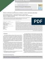 Metal Coordination and Tyrosinase Inhibition Studies With Kojic-βAla-Kojic