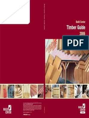 Timber Guide Build Centre Lumber Plywood
