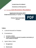 Los Escolasticos.2015pptx