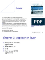 5 Networking Application Layer