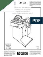 Bosch Injector Caracteristics