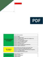 Daftar Pedoman Dan Panduan