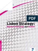The governance challenge for knowledge policies in the Lisbon strategy