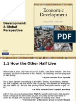 1. Introducing Economic Development - A Global Perspective