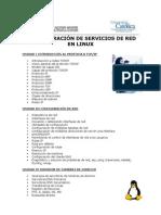 Linux Admin is Trac Ion de Servicios de Redes