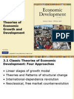 3. Classic Theories of Economic Growth and Development