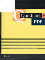 Quodlibet 50