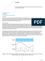 DDS Numeric Oscillator