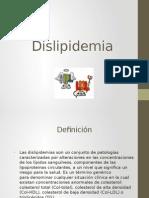 Dislipidemia, bioquimica