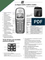 Manual Siemens Gigaset C6010