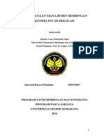 Makalah Pelaksanaan Manajemen Bimbingan Konseling Di Sekolah (1)