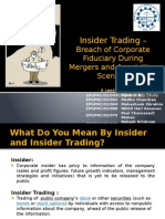 LCA_Group 5_Insider Trading -Impact to Corporate Fiduciary -maha.pptx