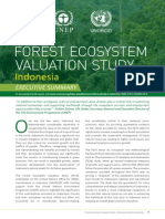 Forest Ecosystem Valuation St 1