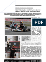 Wsk Euro Series – Muro Leccese 7th