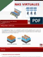 RedesII-3 Maquinas Virtuales