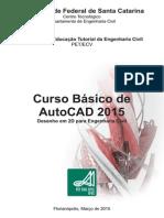 Apostila Curso Básico de AutoCAD 2015