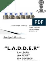 sample budget model