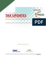 Tax Updates February 2014