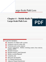 Week-4 Slide - Large Scale Path Loss
