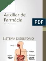 Sistema digestivo Auxiliar de Farmácia