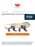 Insightsonindia.com-Indias Energy Security Oil and Gas Sector