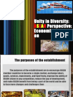 Unity in Diversity Point