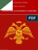 Empires Byzantine Cataphract Lancers