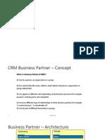 SAP CRM BP