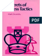 Dvoretsky, Mark - Secrets of Chess Tactics