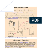 Inductor Transient