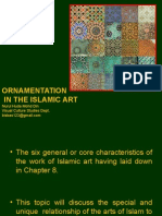 Function of Ornamentation
