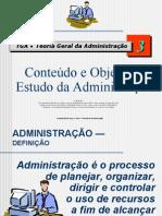 TGA__03__ConteudoeObjetodaAdministracao
