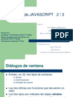 Curso JavaScript Parte II