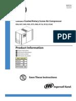 Ingersoll Rand R110i Operation Manual