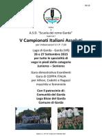 Campionati Italiani 2015 Vip 7.50