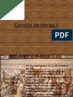 Concilio de Nicea 2