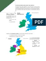 Diferencia Entre Inglaterra Reino Unido y Gran Bretaña