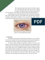 Definisi Dan Epidemiologi Konjungtivitis