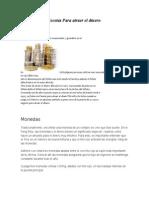 Recetas Para Atraer El Dinero