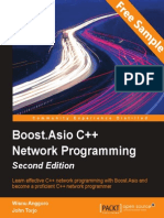 Boost.Asio C++ Network Programming - Second Edition - Sample Chapter